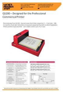 RISO Digital Screen Makers 1