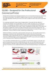 RISO Digital Screen Makers 2