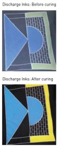 Discharge Inks