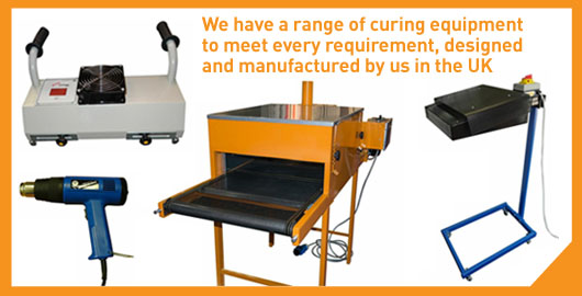 Heat curing equipment_2